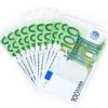 Isolated thousand euro 2